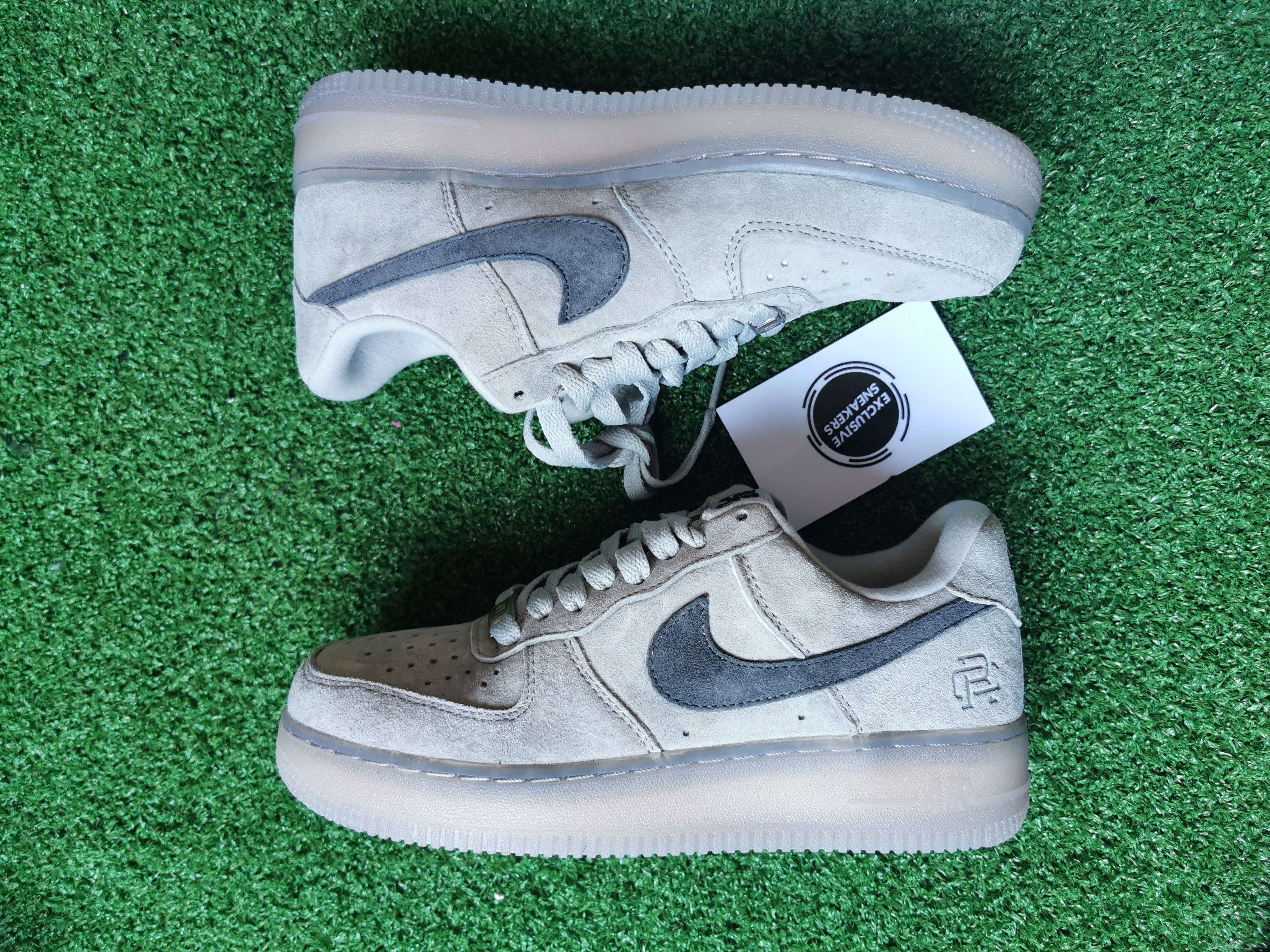 Reigning Champ x Nike Air Force 1 Low